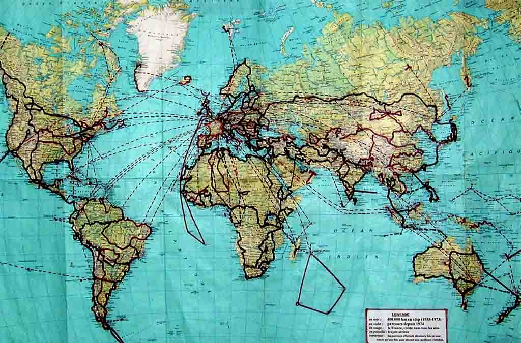 Andre-Brugiroux-Travel-Map Map Of The World Travel on facebook of the world, travel map american, area codes of the world, photography of the world, travel the world tumblr, travel map man, travel map italy, government of the world, travel the world with me, links of the world, latitude of the world, currency of the world, television of the world, food of the world, activities of the world, travel stamps of the world, travel map usa, countries of the world, culture of the world, travelers of the world,
